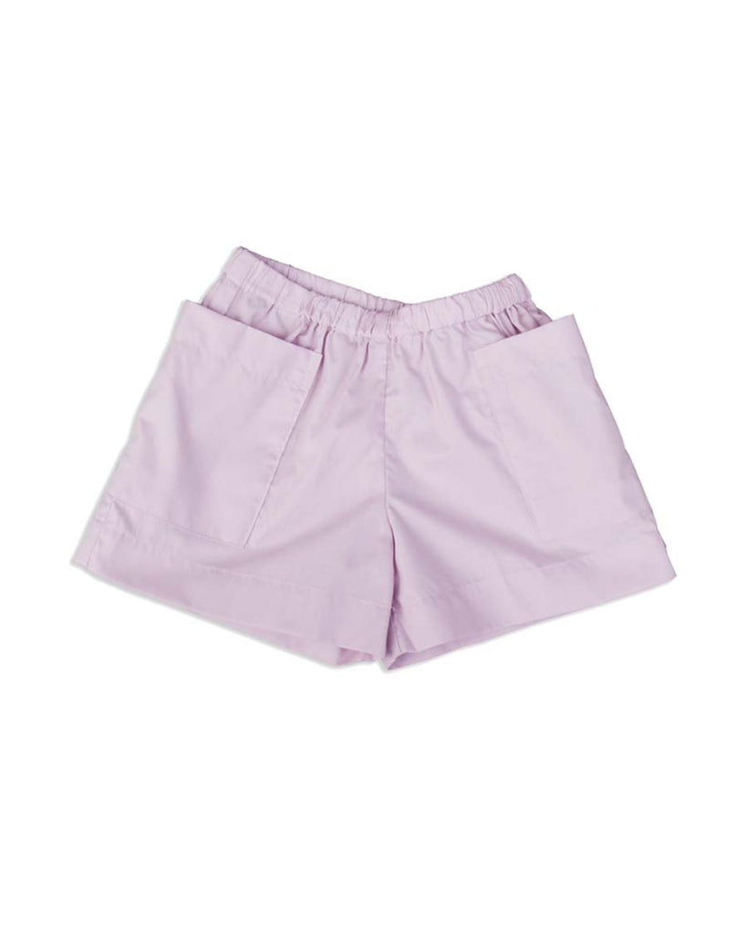 Cotton Pocket Shorts