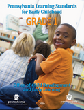 Grade 1 Learning Standards for Early Childhood