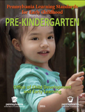 Pre-Kindergarten Learning Standards for Early Childhood Set