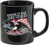 Where It Was Decided Mug -50%OFF Sale