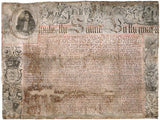 Pennsylvania: The Original Charter of Charles II to William Penn