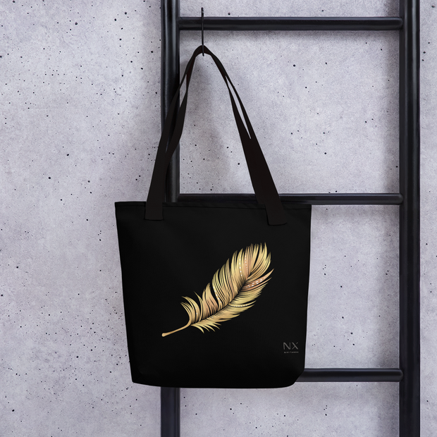 Feather Me Up Tote bag