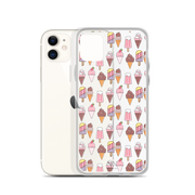 Ice Cream Frenzy iPhone Case