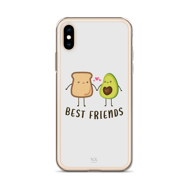Best Friends iPhone Case