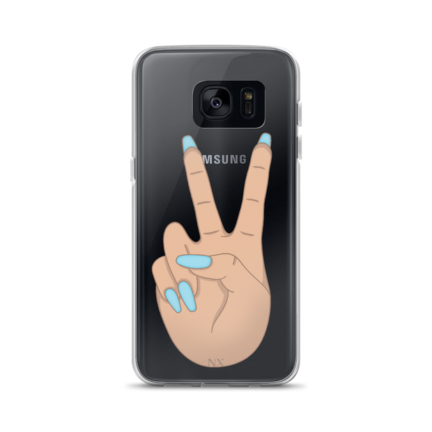Peace Samsung Case