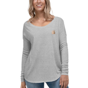 Peace Ladies' Long Sleeve Top