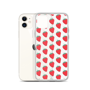 Strawberry iPhone Case