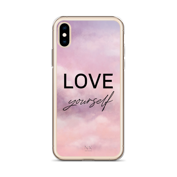 Love Yourself iPhone Case