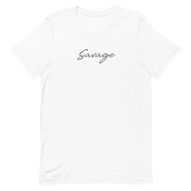 Savage Short-Sleeve Tee
