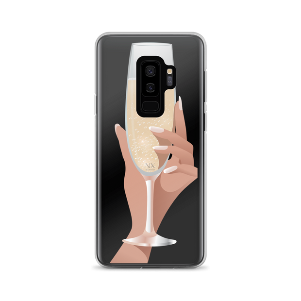 Champagne Please Samsung Case