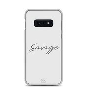 Savage Samsung Case