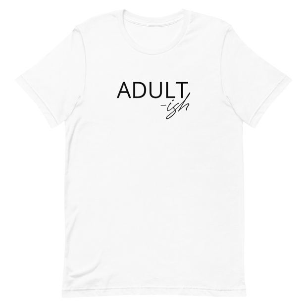Adult-ish Short-Sleeve Tee