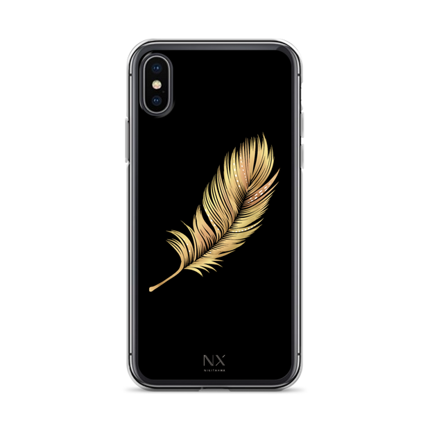 Feather Me Up iPhone Case