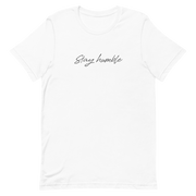 Stay Humble Short-Sleeve Tee