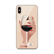 More Wine Please iPhone Case