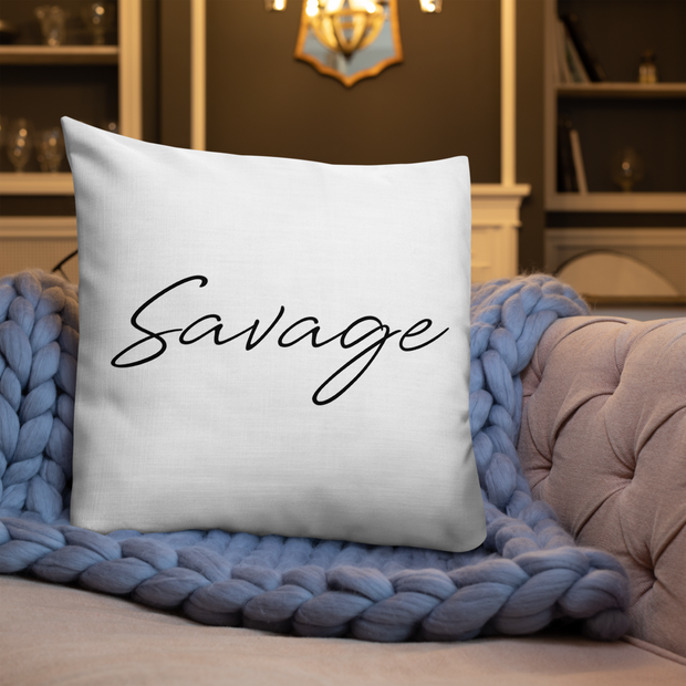 Savage Basic Premium Pillow
