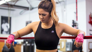 Let's empower our girls to feel confident in their skin. Not only should young girls feel comfortable about their breast size, but they should have access to a well-fitted sports bra. There are a lot of bras on the market, so how do you choose the right o