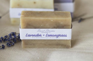 Sweet Streams Lavender Co. Lavender & Lemongrass Bar Soap - 4oz