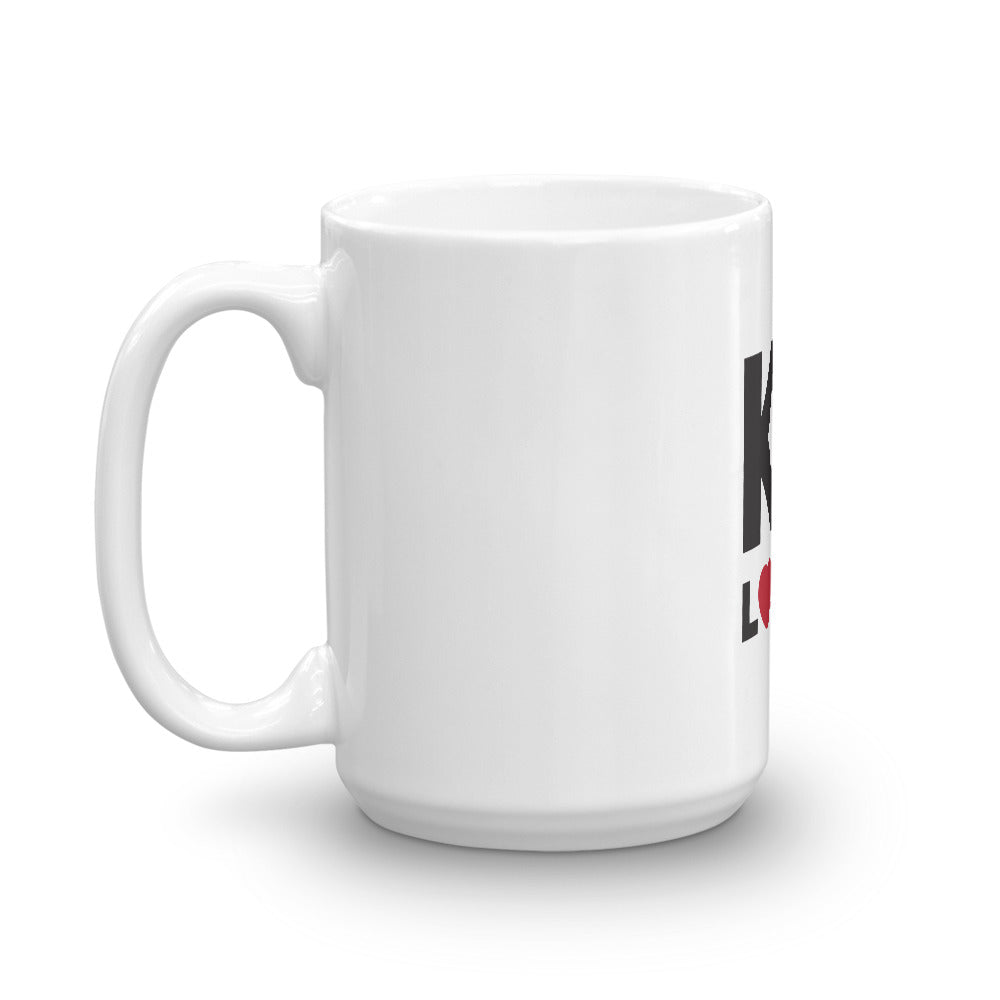 15oz White KC Local Mug-side