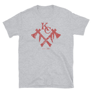 KC Tomahawk Short-Sleeve Unisex T-Shirt