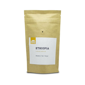 Parkville Coffee Ethiopian Whole Bean Coffee - 2 Oz