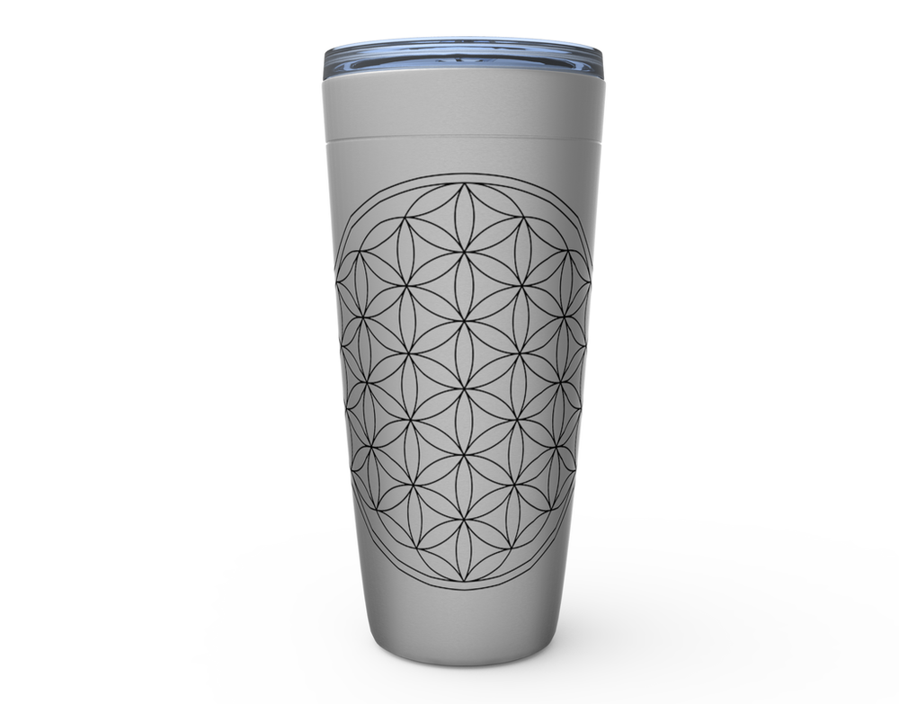 Flower of Life Viking Tumblers