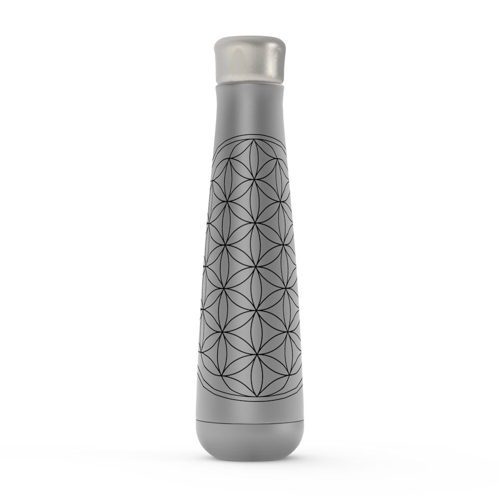 Flower of Life Peristyle Water Bottles