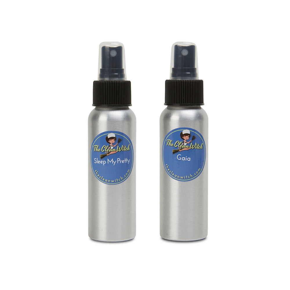 The Clean Witch Aromatherapy Spell Spray Bundle