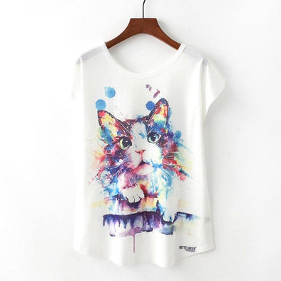 Rainbow Ladies Shirt