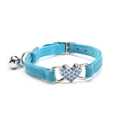 Merry Hearts Cat/Dog Collar