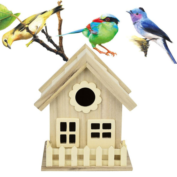 Flying Aces Bird House