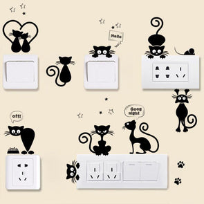 Shadows Home Decal Set