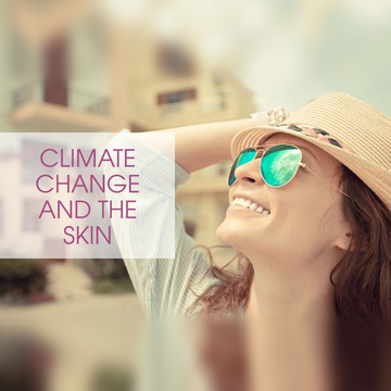 Climate Change's Effect on Skincare