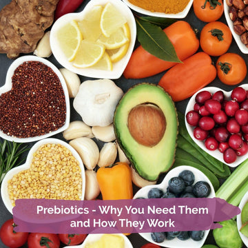 Prebiotics - Why You Need Them and How They Work