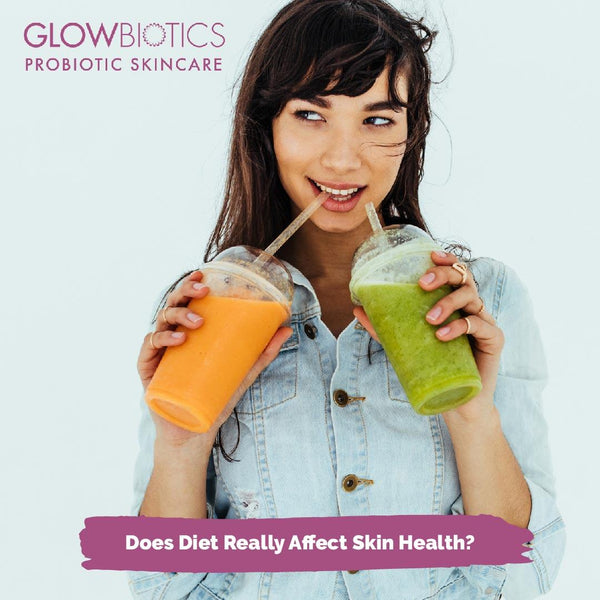Does Diet Really Affect Skin Health?