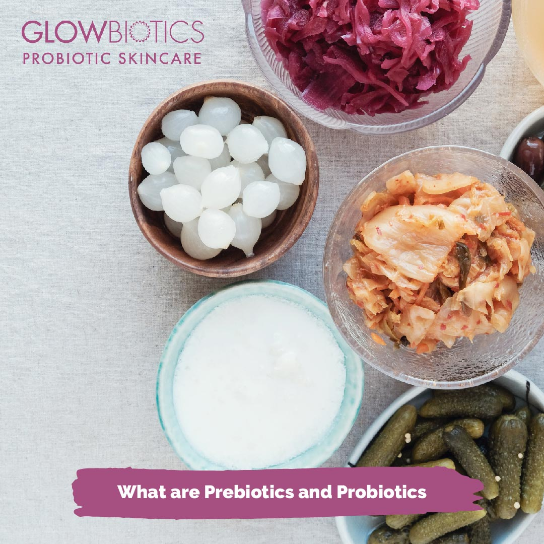 What are Prebiotics and Probiotics?