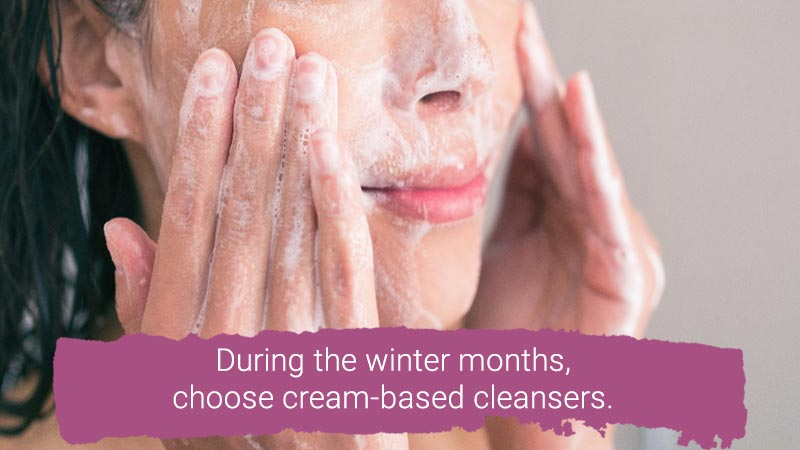 Put moisture back into the air and help prevent your skin from drying out