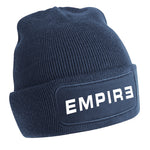 "Bonnet ""EMPIRE"" - Navy"
