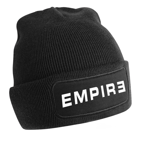 "Bonnet ""EMPIRE"" - Noir"