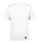 "T-shirt - ""93 Empire"" - Blanc/Camo"