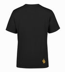 "T-shirt - ""93 Empire"" - Noir/Full Gold"