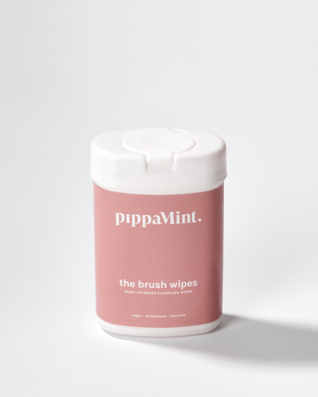 the brush wipes