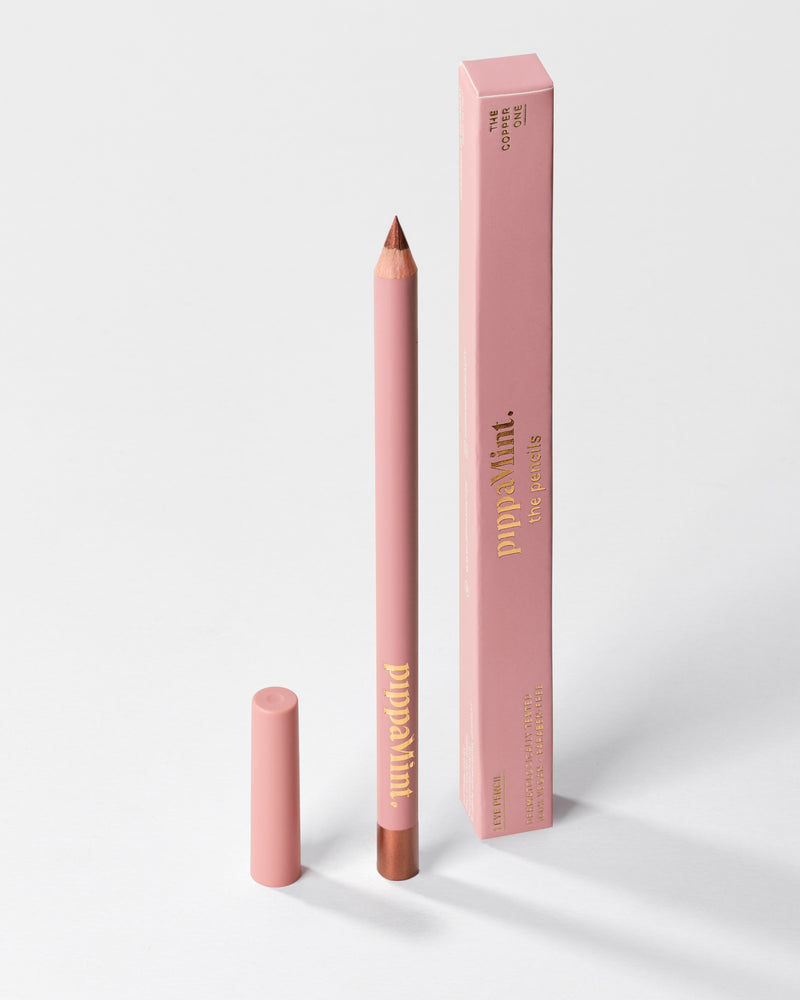 "Eye Pencil ""the copper one"""