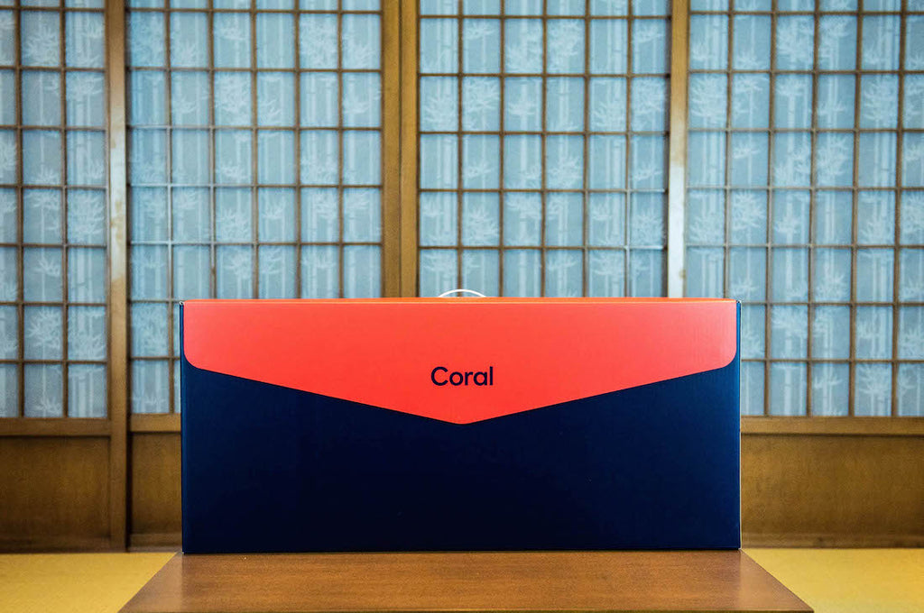 Unboxing the Coral One