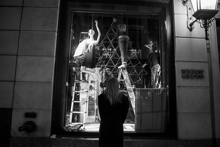 WINDOW INSTALLATION  BEHIND THE SCENES