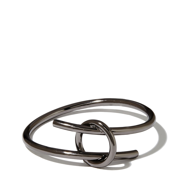 Tethered Overlap Bangle