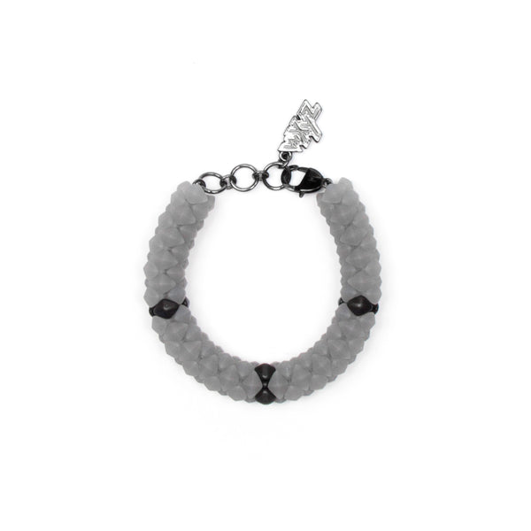 Mini Gummy Rubber Jax Station Bracelet