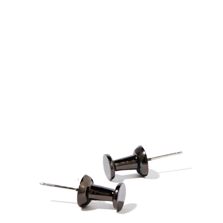 TACK STUD EARRINGS
