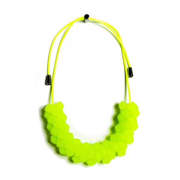 Gummy Rubber Jax Necklace