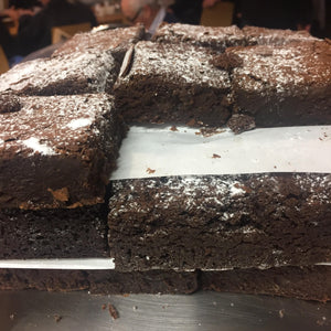 CAFE: SWEET: Chocolate Brownie (Gluten Free)